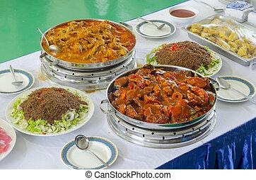 nourriture indienne, spécialités