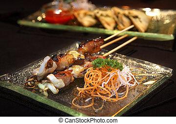 nourriture, indonésien
