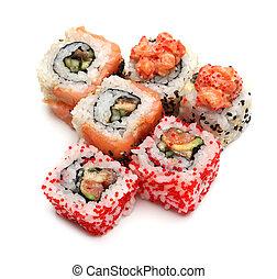 nourriture, japon