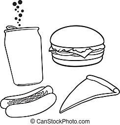 nourriture, jeûne