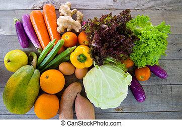 nourriture organique