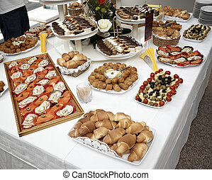 nourriture, restauration, restaurant