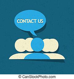 nous contacter, equipe affaires