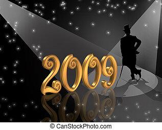 nouveau, 2009, année