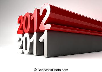 nouveau, 2012, 2011, stands, année