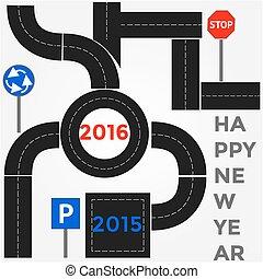 nouveau, 2016, année