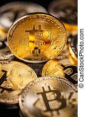 nouveau, argent virtuel