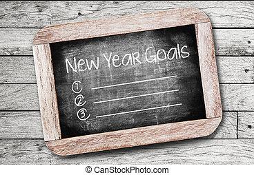 nouveau, buts, année
