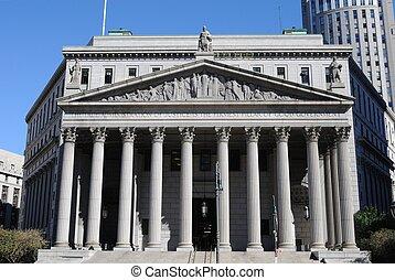 nouveau, cour suprême, york