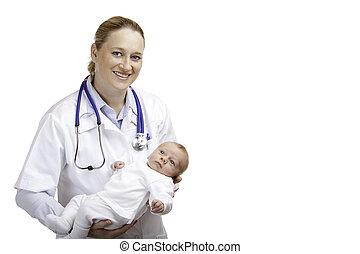 nouveau-né, docteur