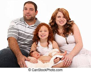 nouveau-né, famille