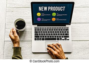 nouveau produit, idées