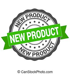 nouveau, stamp., ruban, rond, si, grunge, produits, gratuite, vendange, expédition