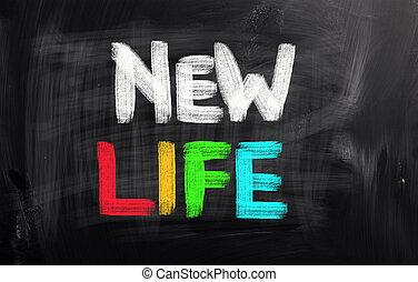 nouvelle vie, concept