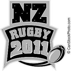 nouvelle zélande, rugby, 2011