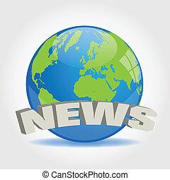 nouvelles, global