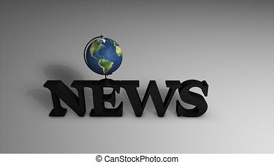 nouvelles, globe
