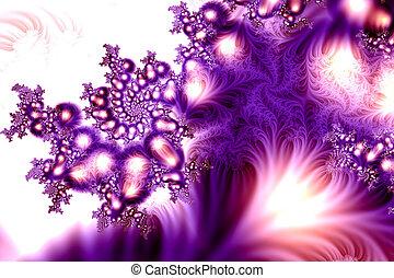 Digital created abstract.