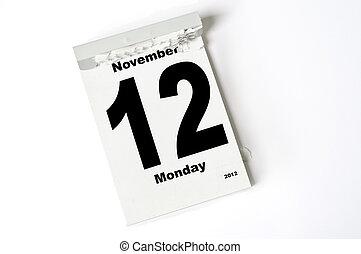 november, 12., 2012
