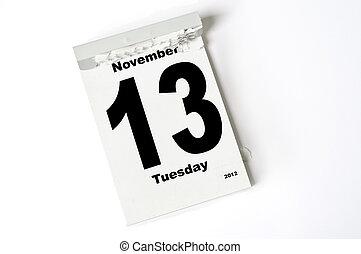 november, 13., 2012