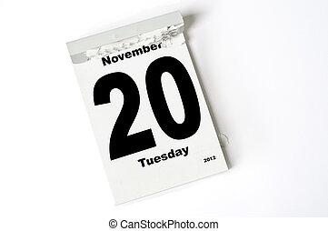 november, 20., 2012