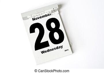 november, 28., 2012