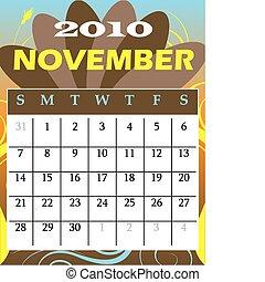 novembre, 2010