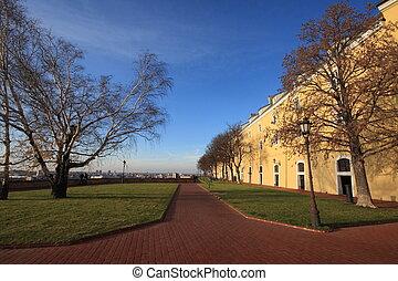 novi sad - Castle in Vojvodina Novi Sad Serbia
