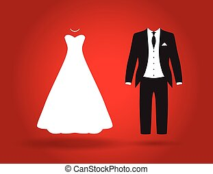 novia y novio