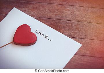 noviny, s, rozmluvy, láska, is