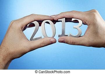 Novo, Feliz,  2013, ano
