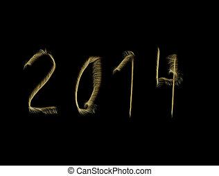Novo, Feliz,  -,  2014, ano