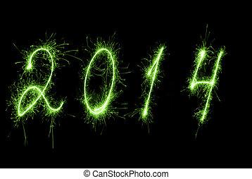 Novo, Feliz,  2014,  year-