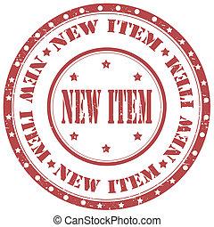 novo, item-stamp
