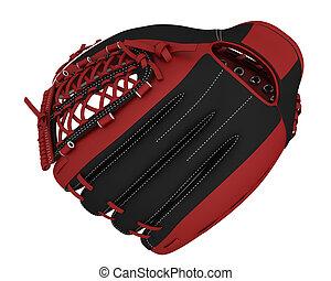 novo, luva beisebol