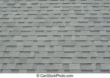 novo, telhado, tiles.