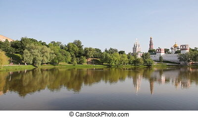 Novodevichy Convent in Moscow