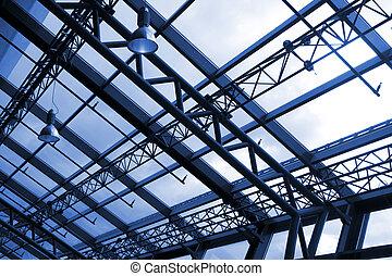 novodobý stavebnictví, vnitřní