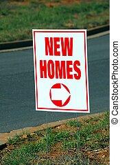 novos lares, sinal