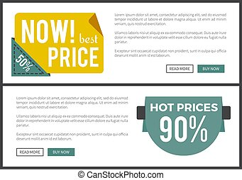 Now Best and Hot Price Web on Vector Illustration