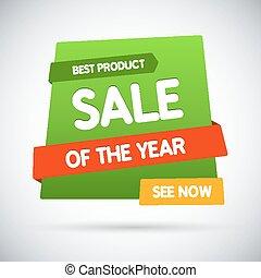 now., product., zien, verkoop, year., best
