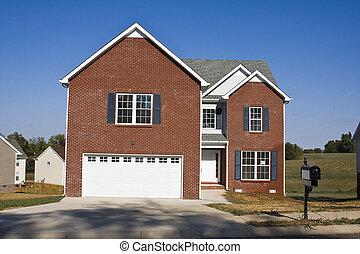 nowe domy, dla sprzedaży