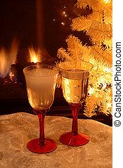 nowe lata ewa, toast