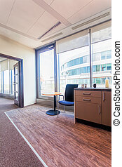 nowoczesny, biuro