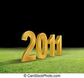nowy, 2011, rok