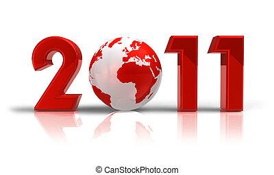 nowy, pojęcie, 2011, rok