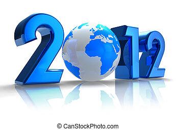 nowy, pojęcie, 2012, rok