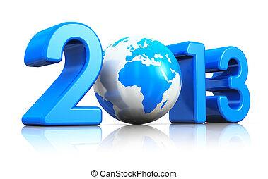 nowy, pojęcie, 2013, rok