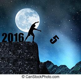 nowy, pojęcie, 2016, rok