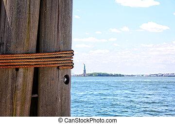 nowy, port, york